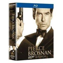 Film IMPERIAL CINEPIX 007 James Bond: Kolekcja Pierce'a Brosnana (4 Blu-ray)