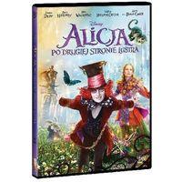 Alicja po drugiej stronie lustra (DVD) z kategorii Filmy przygodowe