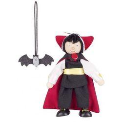 Kukiełka wampir - zabawki dla dzieci ze sklepu www.epinokio.pl