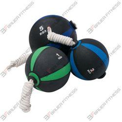 PIŁKA LEKARSKA Z LINĄ - produkt z kategorii- Piłki i skakanki