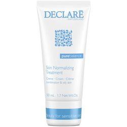 Declaré pure balance skin normalizing treatment cream krem normalizujący do skóry mieszanej i tłustej (532