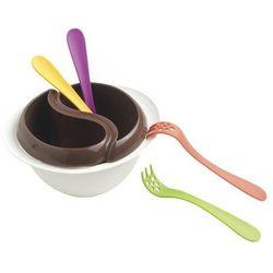 Zestaw do czekoladowego fondue z mikrofali (3485990479215)