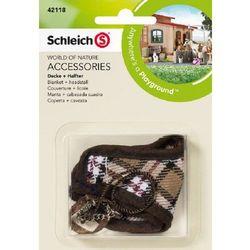 SCHLEICH Koc + kantar 42118 (4005086421189)