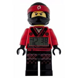 9009211 - zegar lego ninjago movie - kai (minifigure clock) marki Clic time