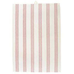 Ib laursen  ręcznik kuchenny w czerwone paski iii - 6170-99-3