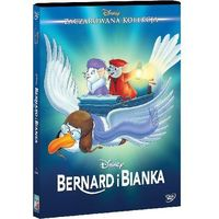 Disney. Zaczarowana kolekcja. Bernard i Bianka. DVD, towar z kategorii: Filmy animowane