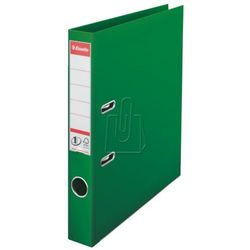 Segregator ESSELTE PCV A4 50mm - zielony 81146