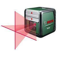 Bosch - zielony Laser krzyżowy bosch quigo
