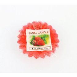 Wosk zapachowy truskawka  wyprodukowany przez Janke candle