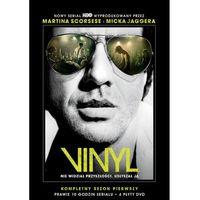 Vinyl, Sezon 1 (DVD) - Martin Scorsese (7321909341944)