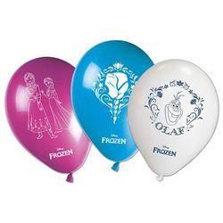 Balony urodzinowe Frozen - Kraina Lodu - 28 cm - 8 szt