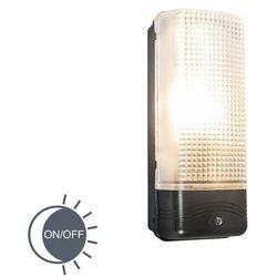Lampa zewnętrzna Function 1 z czujnikiem zmierzchu - produkt z kategorii- lampy ścienne