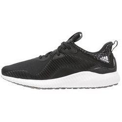 adidas Performance ALPHA BOUNCE Obuwie do biegania treningowe core black/white/onix (buty do biegania) od Zala