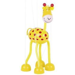 Marionetka dla dzieci - Żyrafa (pacynka, kukiełka) od www.epinokio.pl