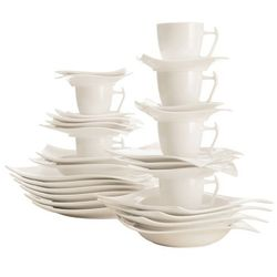 Maxwell & williams - motion - zestaw obiadowo - kawowy na 6 osób (9315121660622)