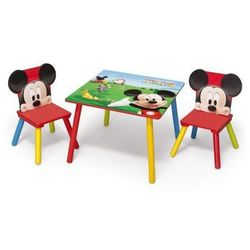 Stolik dziecięcy z krzesełkami Myszka Miki Mickey Mouse II, 2501