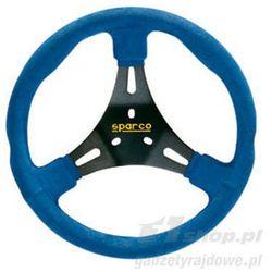 Kierownica  k300 niebieska wyprodukowany przez Sparco