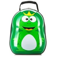 Plecak dziecięcy WITTCHEN 56-3-054 żabka - zielony