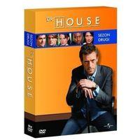 Dr House - sezon 2 (DVD) - Peter Blake (5900058123506)