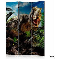 Selsey parawan 3-częściowy - wściekły tyranozaur