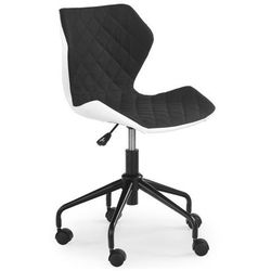 Pikowany fotel obrotowy Kartex - czarny, V-CH-MATRIX-FOT-CZARNY
