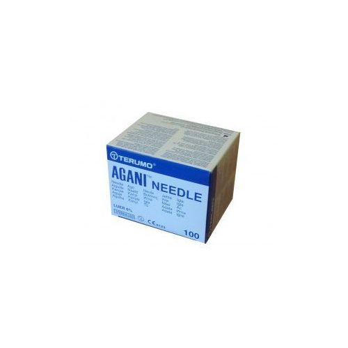 Igły iniekcyjne Terumo Agani 0,6 x 32 23G - oferta (0502d544135fa62f)