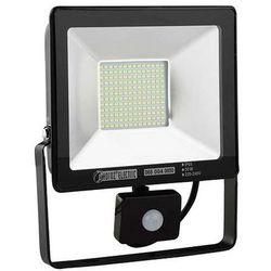 Elewacyjna LAMPA ścienna PUMA/S LED 50W 02961 Ideus reflektorowa OPRAWA naświetlacz z czujnikiem ruchu outdo