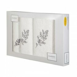 Eurofirany Komplet ręczników kpl/3/kamil 380 k+graf (5903571097446)