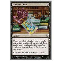 Booster Tutor - sprawdź w wybranym sklepie