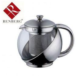Renberg Zaparzacz do herbaty 1100ml  [rb-3048]