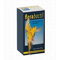 Eurowet FLORABACTIL mieszanka witaminowa dla ptaków ozdobnych 30g z kategorii pokarmy dla ptaków