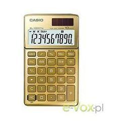 Kalkulator sl-1000tw-gd darmowy odbiór w 20 miastach! marki Casio