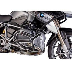 Gmole PUIG do BMW R1200GS (czarne, dolne - silnika)