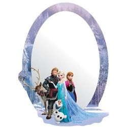 Lustro samoprzylepne dla dzieci Kraina lodu, 15 x 21,5 cm (8595577921107)