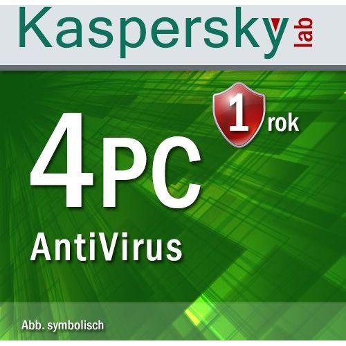 Kaspersky Antyvirus 2016 4 PC ESD