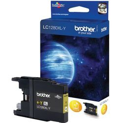 Brother LC 1280 XL żółty - produkt z kategorii- Tonery i bębny