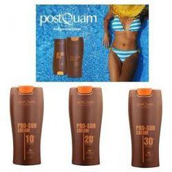 POSTQUAM - MLECZKO DO OPALANIA SPF 10,20,30 - 250ML - produkt z kategorii- Kosmetyki do opalania