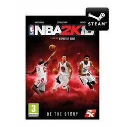 NBA 2k16 - Klucz (kod pre-paid)