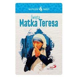 Karta Skuteczni Święci - Święta Matka Teresa - produkt z kategorii- Dewocjonalia