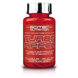 Scitec Turbo Ripper 100 kaps z kategorii Redukcja tkanki tłuszczowej