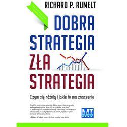 Dobra strategia zła strategia, pozycja wydana w roku: 2013