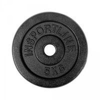 Insportline Obciążenie żeliwne 5kg