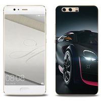 Foto Case - Huawei P10 Plus - etui na telefon Foto Case - black car, ETHW506FOTOFT030000