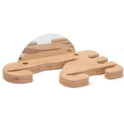 Codroipo Wieszak drewniany na łopaty i szczotki do pizzy - 4 miejsca | , 617755