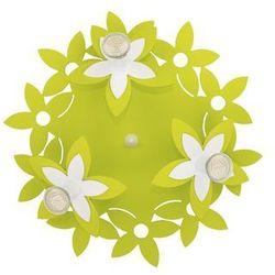 FLOWERS GREEN 6900 PLAFON NOWODVORSKI (5903139690096)