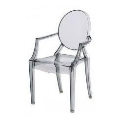 Krzesło Royal Junior insp. Louis Ghost, D2-LouJ