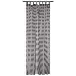 Firana Faro 140 x 245 cm szara