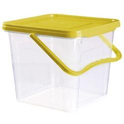 Pojemnik clean box 6,3 l. [zółty] marki Plafor