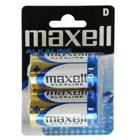 24 x bateria alkaliczna Maxell Alkaline LR20/D (bateria elektryczna)