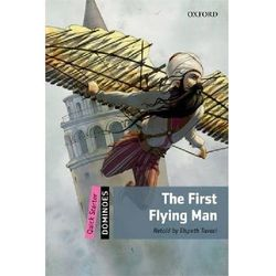 Dominoes: Quick Starter: The First Flying Man, książka z ISBN: 9780194249430